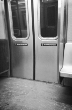 Subway Doors